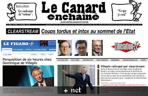 L'affaire Clearstream