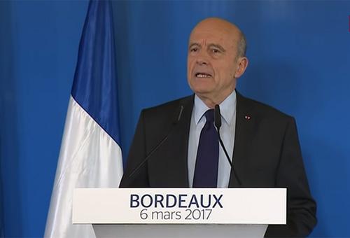Alain Juppé - Logements 2018