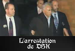 Arrestation de DSK