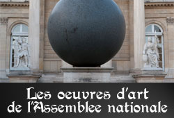 De l'art à l'Assemblée nationale