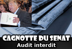 Audit du Sénat