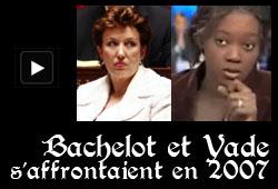 Bachelot et Yade