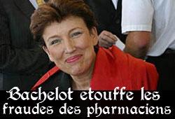 Bachelot et les pharmaciens