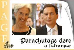 Besson et Lagarde députés en 2012