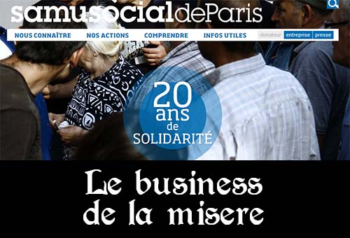 Business de la misère