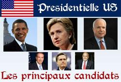 Candidats américains