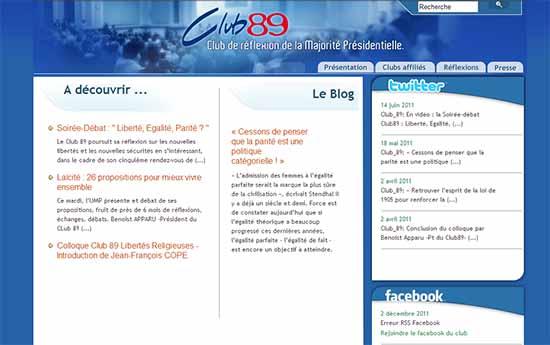 Site rencontres ump