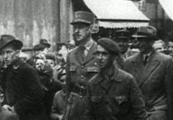 De Gaulle et la résistance