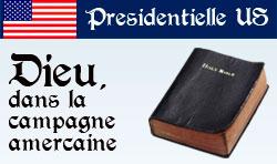 Dieu, dans la campagne américaine