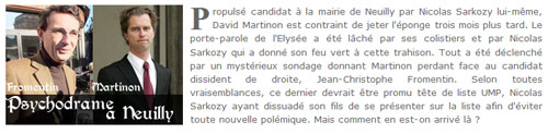 Dossier Martinon out