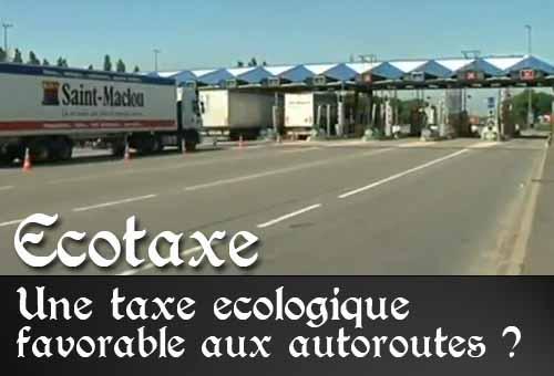 Ecotaxe et autoroutes