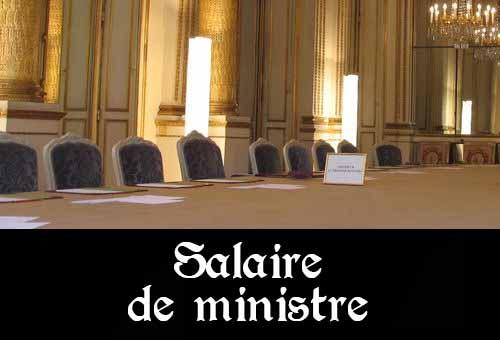 salaire d 39 un ministre 9 940 euros bruts par mois. Black Bedroom Furniture Sets. Home Design Ideas