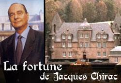 Fortune de Chirac