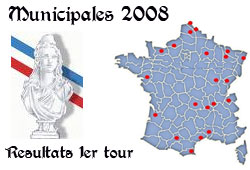 Les municipales en France
