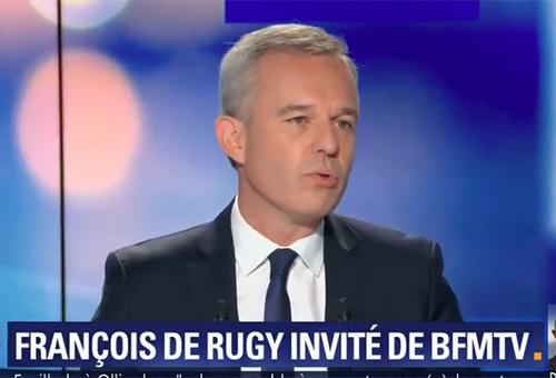 François de Rugy - Affaire Mediapart