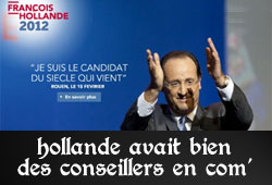 Hollande communication
