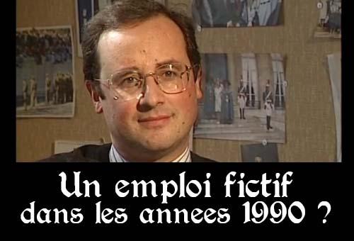 François Hollande à la Cour des comptes : 2 200 euros par mois sans travailler ?