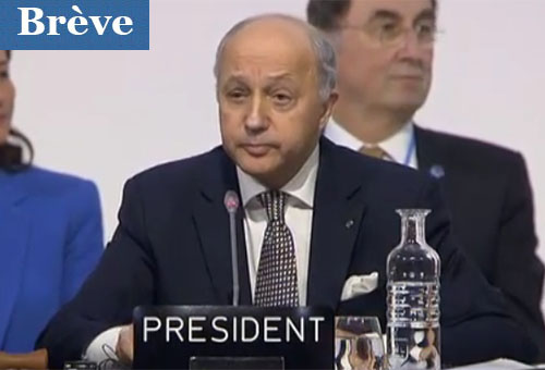 Laurent Fabius président