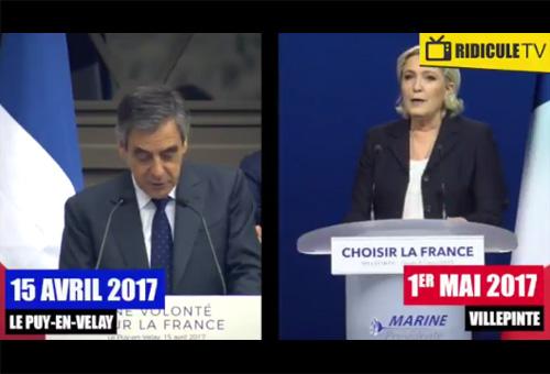 Plagiat Le Pen