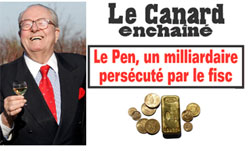 Le Pen, milliardaire