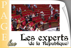 Les experts de la République