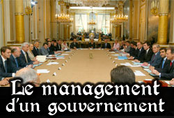 Management du gouvernement