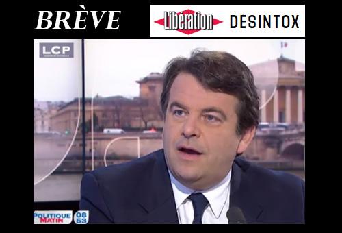 Mensonge de Thierry SolÚre