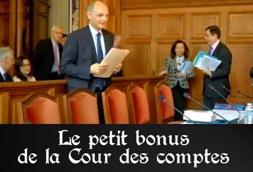 Didier Migaud, Cour des comptes