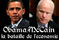Obama et McCain