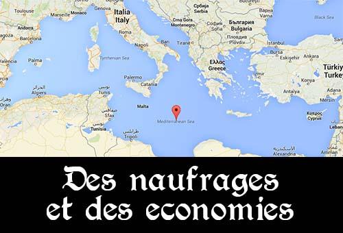 Opération Triton : l'Europe fait des économies... en laissant couler des embarcations de migrants