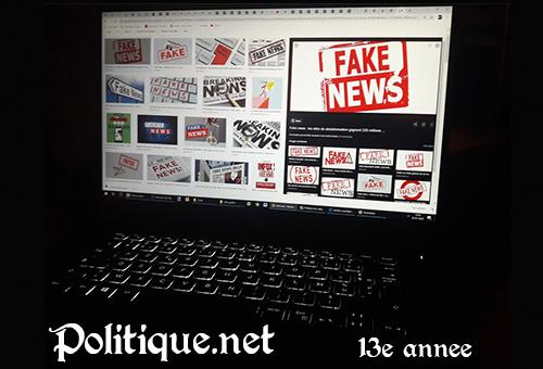 Politique.net, making of 13Úme année