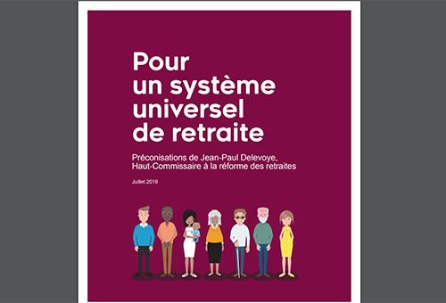 Réforme des retraites - Jean-Paul Delevoye