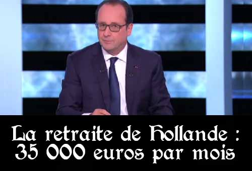 Retraite de Hollande