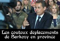 Sarkozy a Chaumont