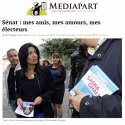 Sénateurs - Mediapart