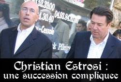 Succession de Christian Estrosi
