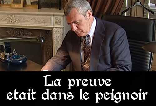 Affaire des écoutes : la preuve était dans le peignoir de l'avocat de Sarkozy