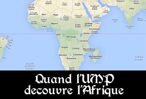 Que vont faire Jean-François Copé, Nadine Morano ou Rachida Dati en Afrique ?