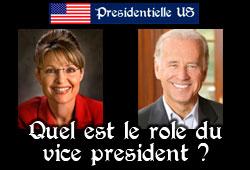 Vice président des Etats-Unis